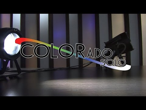 Demo: Chauvet Professional COLORado 2 Solo