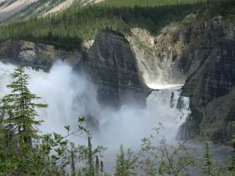 Adventures on the South Nahanni River