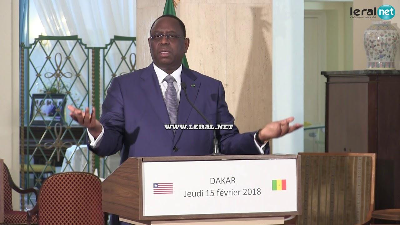Macky Sall répond à Idrissa Seck sur les accords signés en Mauritanie