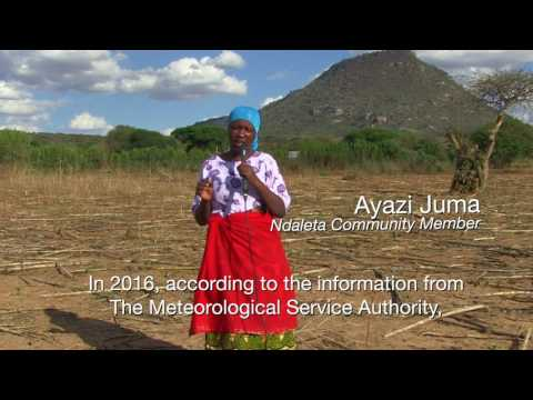 Tanzania and Malawi: Using climate forecasts to shape local DRR solutions