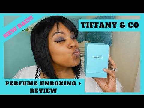 Tiffany Perfume Review 2018 | Tiffany & CO | Perfume Haul + Unboxing 💎