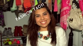 The Neon Factor :: Fashion Tag 2013 ♥ Thumbnail