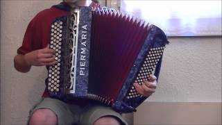 [Touhou LoLK] Pierrot of the Star-Spangled Banner [Accordion]