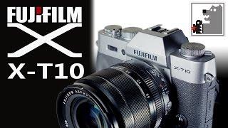 обзор Fujifilm X-T10