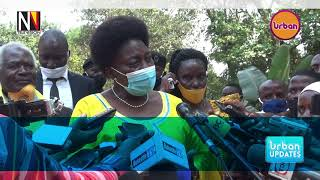 Kadaga has been nominated for Woman MP representing Kamuli District.