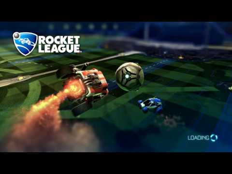 (PS4) Rocket League Multiplayer Playthru Episode 1