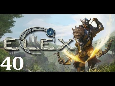 ELEX - Let's Play 040 - Das Lager der Mitte - YouTube