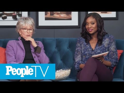 Rita Moreno Says She Was Advised Not To Do 'The Electric Company' | PeopleTV | Entertainment Weekly