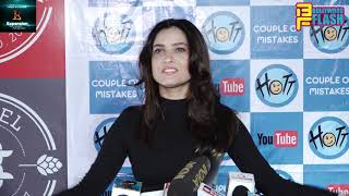 Ankita Lokhande's Mistakes - Full Interview - Couple Of Mistakes Webseries