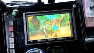 Телевизор в Автобусе Volvo(, 2017-02-28T17:43:40.000Z)