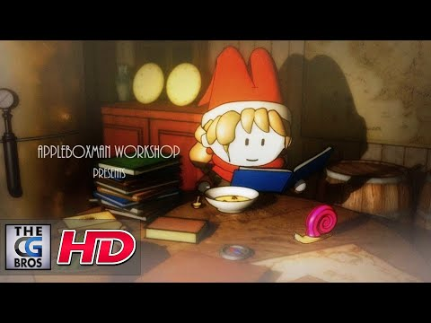 """CGI 3D Animated Short: """"The Giant With A House"""" - by Chan Sin Hong"""