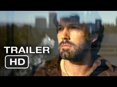 Argo Official Trailer #1 (2012) - Ben Affleck Movie HD