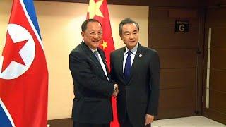 Pekin'den Kuzey Kore'ye akl-ı selim uyarısı Video