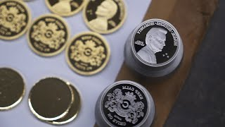 Making The Perfect Bill Murray Coin