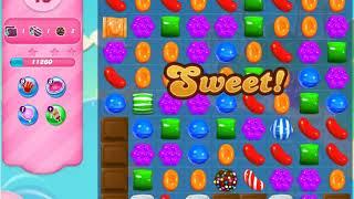 Candy Crush Saga   level 136 no boosters