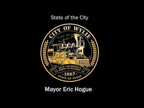 State of the City 2016 Mayor Eric Hogue