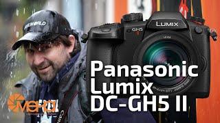 Обзор Panasonic Lumix DC GH5 II (кинокамера в корпусе фотоаппарата)