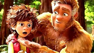 BIGFOOT JUNIOR Bande Annonce VF (Animation, 2017)