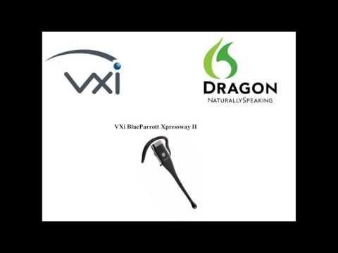 VXi BlueParrott Xpressway II Microphone