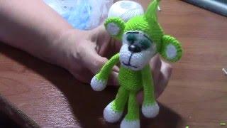 Игрушка крючком Обезьянка   Crochet Toy Monkey Tutorial. Символ 2016.