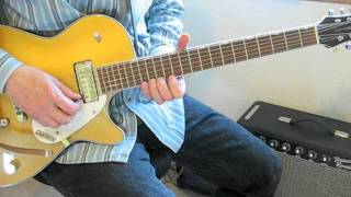Guitar Lesson: Like a Hurricane (Neil Young)