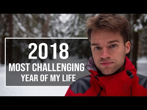 Whatever Doesn't Kill You, Makes You Stronger | My Year 2018