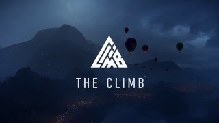 Crytek's The Climb -  Launch Trailer for Oculus Rift