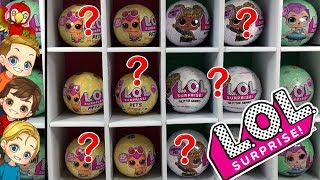LOL Surprise  Dolls:  LOL Surprise Pets And LOL Glitter | Looking For Ultra Rare LOL Pets