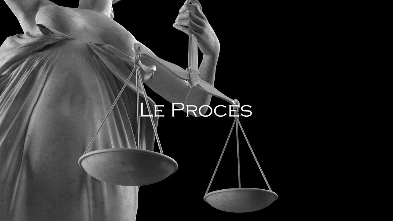 MCVI - Etape 4 : LE PROCÈS