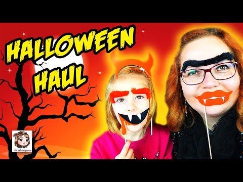 GRUSELIGER HALLOWEEN HAUL 🎃 Hannah will ein Nasenpiercing! 😱 Darf sie das??