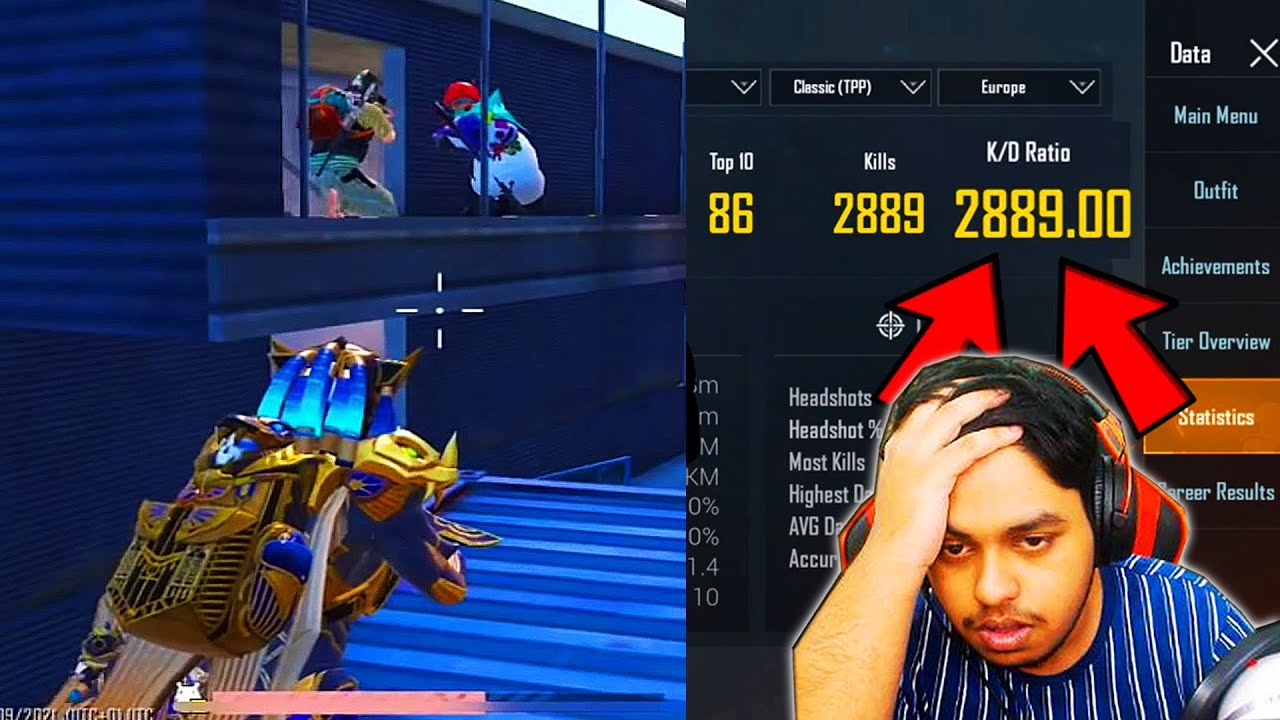 WORLD's HIGHEST 1000 KD Hacker Caught in Pharaoh X-Suit | BEST Moments in PUBG Mobile