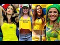 Colors of the Gallery - FIFA World Cup 2018 - Sexist Fans (Girls) of Football