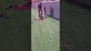 Rope Rappel Storage