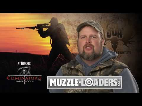 Burris® Eliminator 3™ Rifle Scope - How To Mount And Use - Muzzle-Loaders.com
