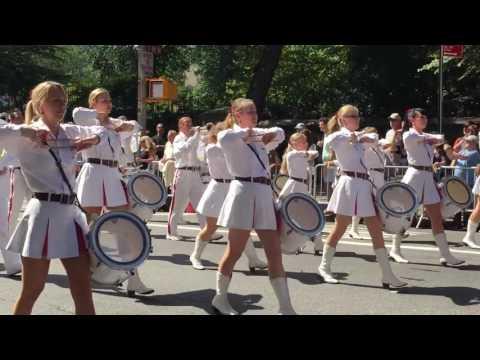 2016 NYC German-American Parade