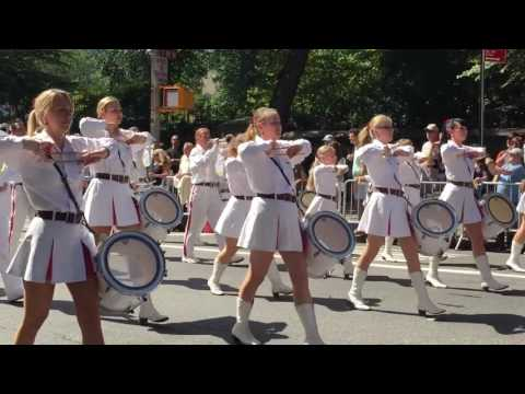 2016 NYC German-American Parade