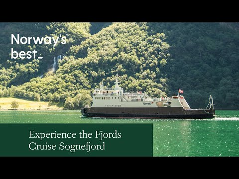 Sognefjord Cruise In UNESCO Listed Fjord - Wild Nature