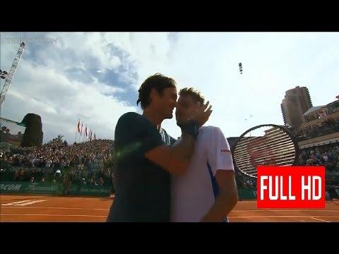 Stan Wawrinka vs Roger Federer Monte Carlo 2014 Final Highlights HD grigor dimitrov for