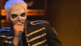 My Chemical Romance-Our Lady Of Sorrows (live)