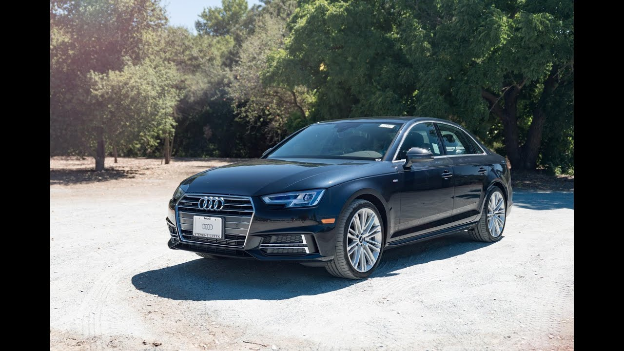 2017 Audi A4 Review 4k Pov Youtube