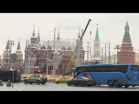 Мнение москвичей: Россия - козел отпущения