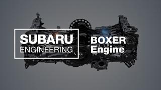 How Does the SUBARU BOXER Engine Work? (2017 Updated) - YouTubeYouTube