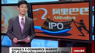80% of Chinese online shopping dominated by Alibaba