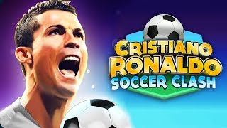 Ronaldo: Soccer Clash Gameplay | Android Sports Game