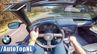 1991 BMW Z1 Roadster POV Test Drive by AutoTopNL
