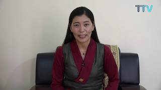 An interview on Maintenance and Management of Mahabodhi Mahavira