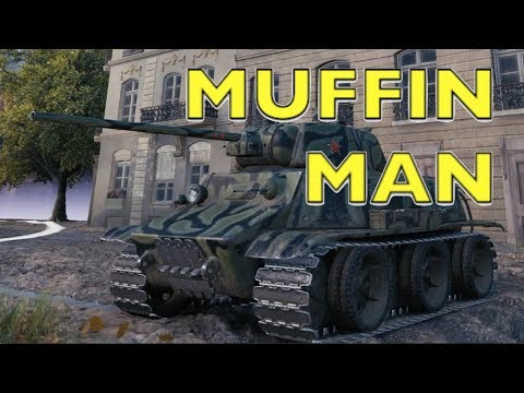 WOT - The Return Of The Muffin Man | World Of Tanks