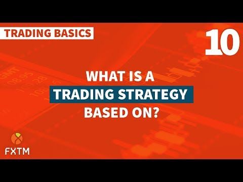 10 What is a Trading Strategy based on? - FXTM Trading Basics