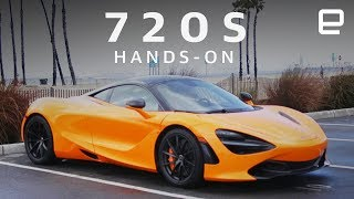 McLaren 720S Hands-On: Made by nerds to melt your face