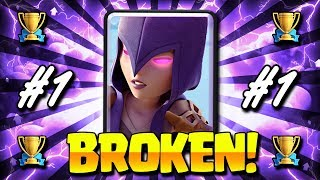 The #1 Most BROKEN DECK in Clash Royale HISTORY!! NO SKILL NEEDED!